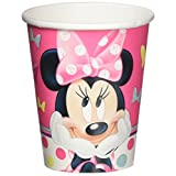 9oz Minnie Mouse Party Cups, 8ct