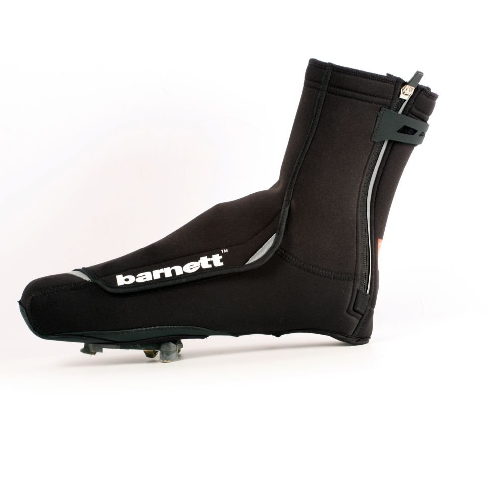 BSP-03 Warm Neoprene Cycling Overshoe, Bike Shoe Covers, black (L)