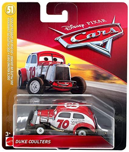 Disney Pixar Cars Die-Cast Heyday Duke Vehicle