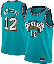 Ja Morant Vancouver Grizzlies Turquoise Hardwood Classic Swingman Jersey, Men's Je
