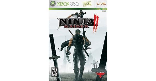 Amazon.com: Ninja Gaiden 2 Bilingual (Fr/Eng game-play ...