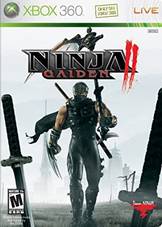 Amazon.com: Ninja Gaiden 2 Bilingual (Fr/Eng game-play ...