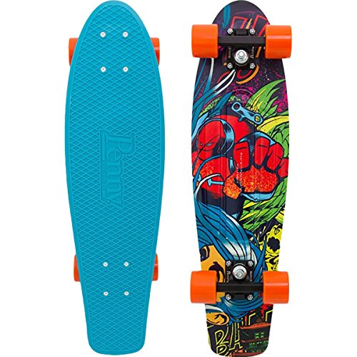 Penny Graphic Skateboard Neo Tokyo