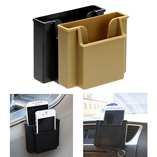 Daphot-Store - Car Organizer Pocket Storage Box Bag Glasses Container Phone Holder Interior Accessories Car-styling Universal Multi-function from Daphot★Store