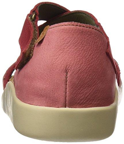 N5098 Natura El Rosa Åpen sandalo Sandaler Tibet Kvinners ErE7dwq