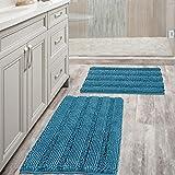 Bathroom Rugs Slip-Resistant Extra Absorbent Soft