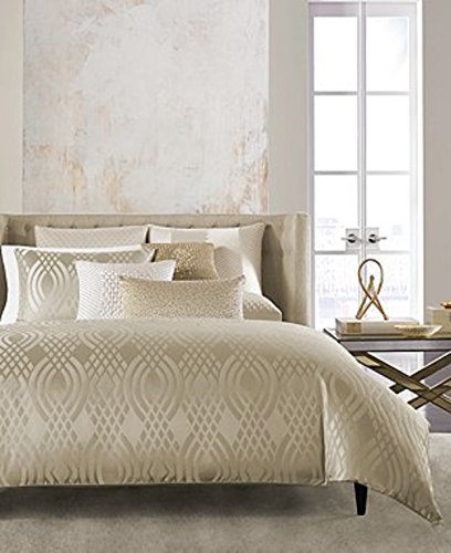 Hotel Collection Dimensions Champagne QUEEN Duvet (Duvet Cover Dimensions)