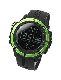 [LAD WEATHER] German Sensor Altimeter Barometer Chronograph Compass Luminous Men's watch