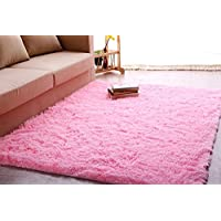 Ultra Soft 4.5 Cm Thick Indoor Morden Area Rugs Pads, New...