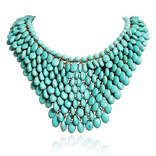 Jane Stone Statement Floating Turquoise product image