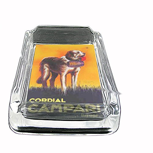 saint-bernard-campari-glass-square-ashtray-d-469