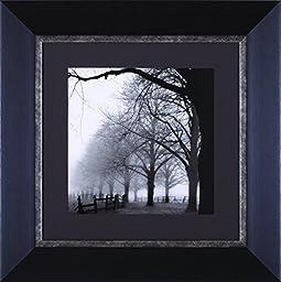 Art Effects Morning Framed Artwork, Black/White