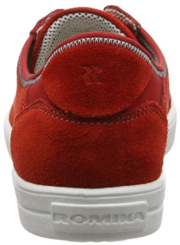 10 para Nadine Red Rojo Cordones de Zapatos Mujer Oxford Romika qO5wx44