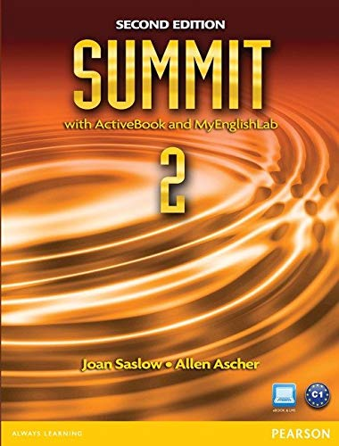 Summit 2 with Active Book & MyLab English
