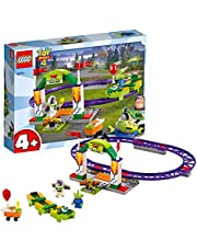 LEGO 10771 Toy Story 4 Carnival Thrill Coaster Building Blocks Toy for Kids