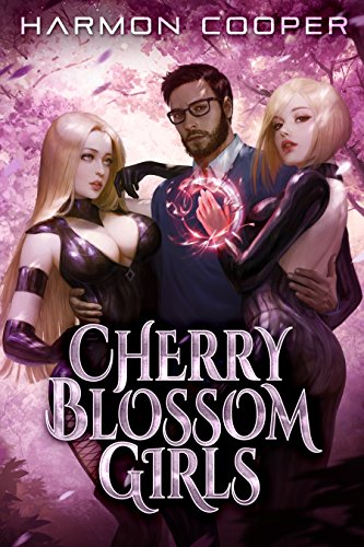 Cherry Blossom Girls: A Superhero Harem Adventure cover