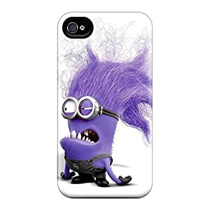High Quality Luoxunmobile333 Evil Minion Skin Cases Covers Specially Designed For Samsung Galaxy Note2 N7100/N7102
