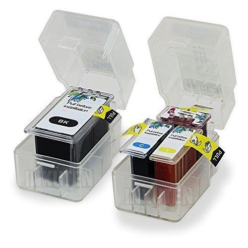 INKUTEN TM POP Cart Refill for PG240 PG-240XL, CL241 CL-241XL