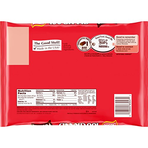 Amazon.com : 100 Grand Fun Size Candy Bar, 11 Ounce - 12 per case. : Snack Food : Grocery & Gourmet Food