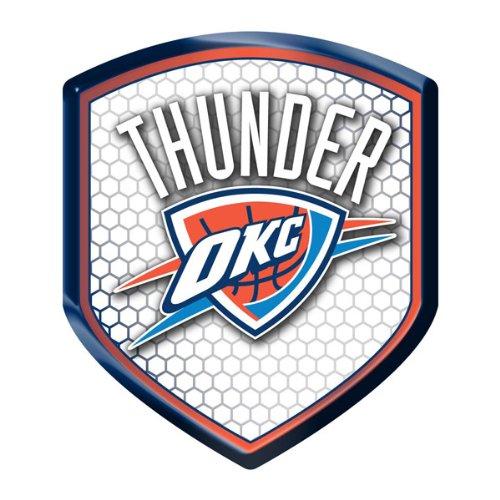 NBA Oklahoma City Thunder Reflector, One Size