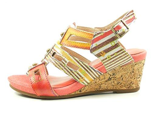 Benoit Sl140356 da Sandali Vita 1 Schuhgröße 27 donna 40 farbe moda 27 Eu; rosso alla Laura 5CtqwX