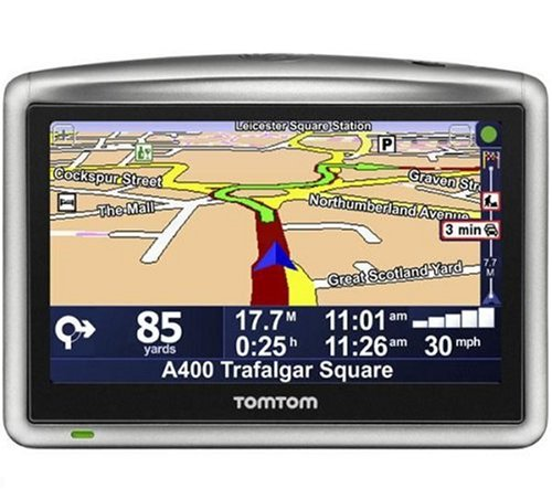 tomtom xl2 radarwarner