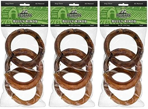 (3 Pack) Redbarn Bully Rings, 9 Rings Total