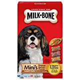 Cheap Milk-Bone Peanut Butter  Dog Treat, Mini Biscuits, 15-Ounce (Pack of 12)