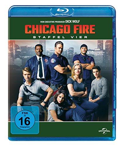 Chicago Fire - Staffel 4 [Blu-ray]