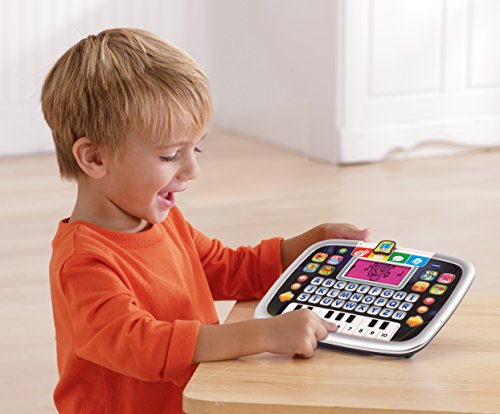 51vZM7DQcZL - VTech Little Apps Tablet, Black