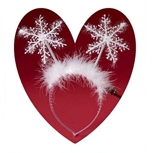 Glitter Snowflake Headband - One Size ()