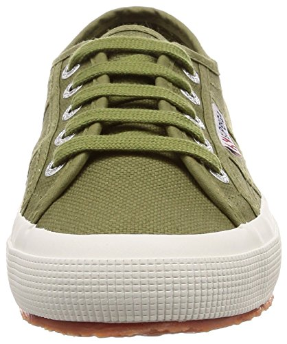 Green Gymnastique Chaussures S4s White Capolive Mixte Adulte de Superga Y5wUCtqY