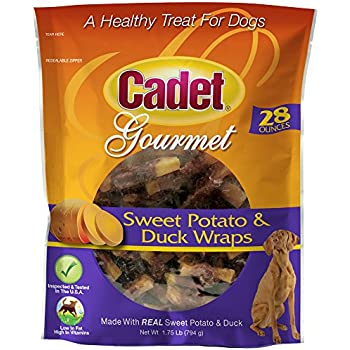 Cadet Natural Duck Jerky Dog Treats