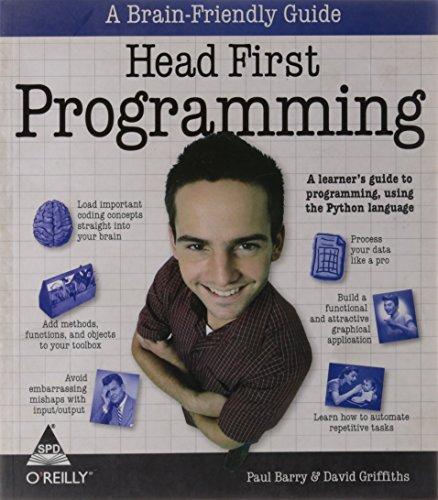 head first programming book pdf