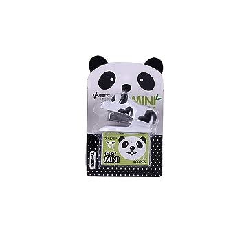 Desktop Stapler Quality Cute Panda Style Mini Staple for Office Home School