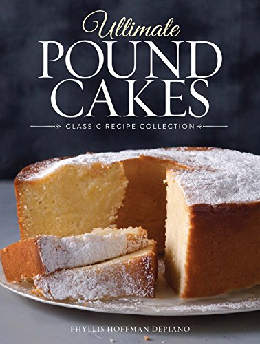 Ultimate Pound Cakes: Classic Recipe (Bundt Pound Cake)