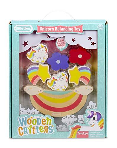 Little Tikes Wooden Critters Unicorn Developmental Balancing Toy