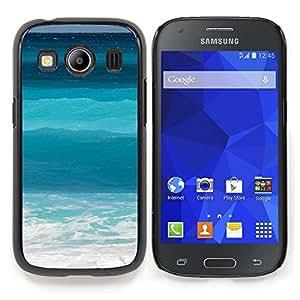 Stuss Case / Funda Carcasa protectora - Blue Waves Surf Verano Sun - Samsung Galaxy Ace Style LTE/ G357