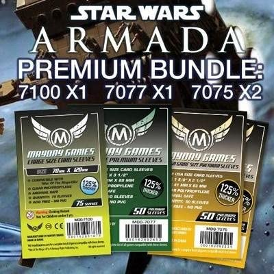 Armada FFG Card Sleeve Bundle Star Wars