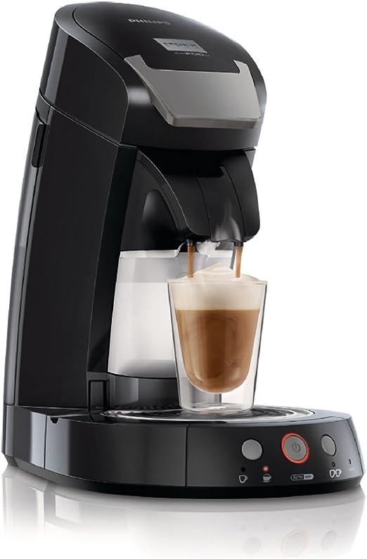 Amazon.com: Philips Senseo HD7853 Cappuccino Select ...
