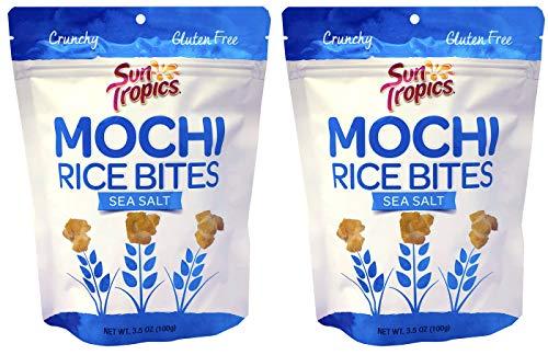 GENJI SUSHI Mochi Rice Bites Sea Salt, 3.5 - Sun Rice