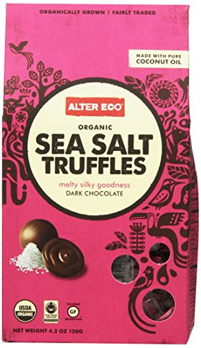 Alter Eco - Sea Salt Truffle - NET WT. 4.2 oz