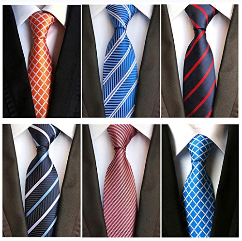Adulove Men's Necktie Classic Si...