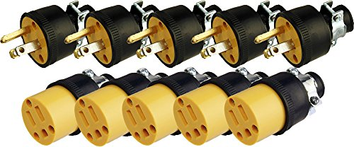 electrical cord plug replacement - 9