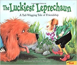 Image result for the luckiest leprechaun