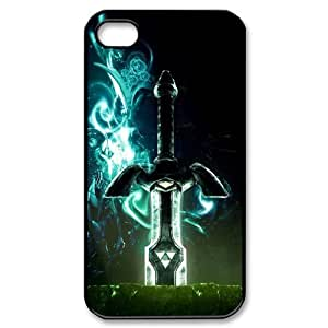 2015 customized Popular Game The Legend of Zelda iPhone 4 4S Protective Case Cover at Big-dream