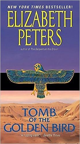 Book Tomb of the Golden Bird (Amelia Peabody Series) by Elizabeth Peters (2007-03-27)
