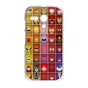 Motorola Moto G Phone Case Hulk Iron Man Thor HI66MT83384