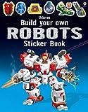 Usborne Books Build Your Own Robots Sticker Book