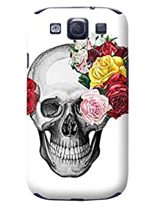 Xpeen Phone Cases Rib Cage Sketch Anti-Scratch Tpu Case For Samsung Galaxy S3